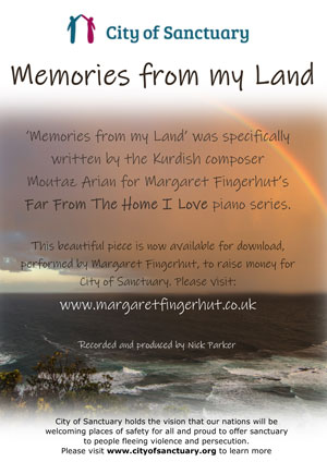 memories from my land poster
